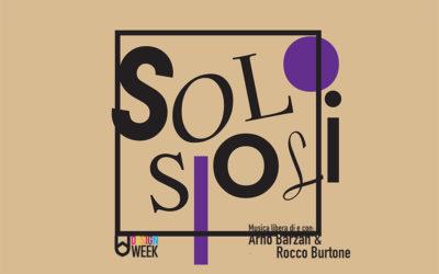 UDINE DESIGN WEEK 19 – CONCERTO SOLoSOLI